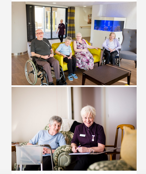 SHA Housing - photography of residents in new home