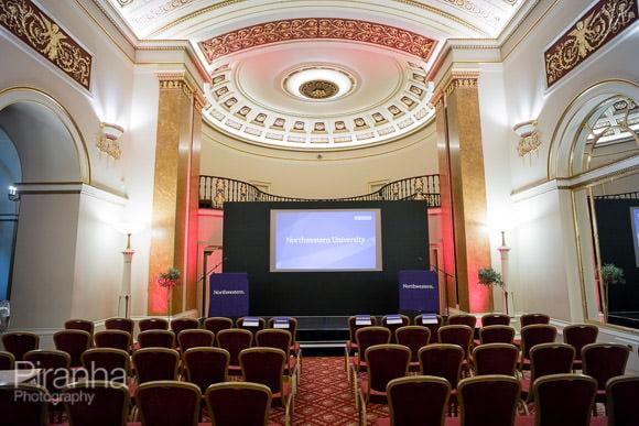 Event Photographs at University Event at Lansdowne Club