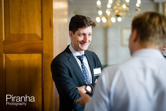 Alumni at law evening event in London