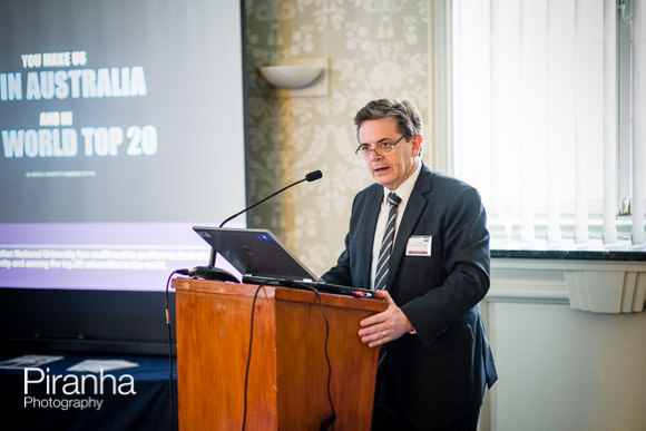 Speaker at Law Alumni event in London