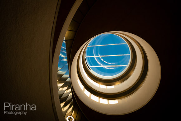 Stunning interiors of Blavatnik School of Government Oxford Photographed by Piranha