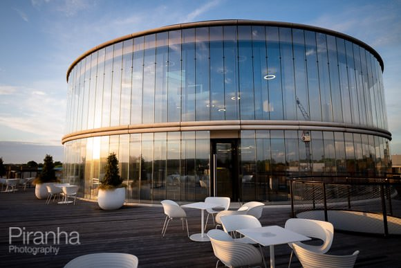 Exterior image of Blavatnik School of Government Oxford