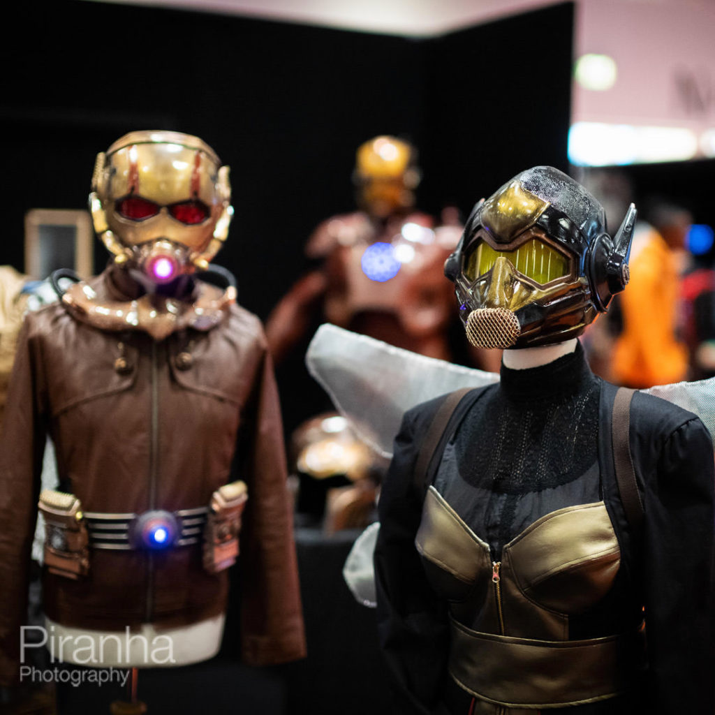 MCMComicCon for Relx - Photography at Excel 10