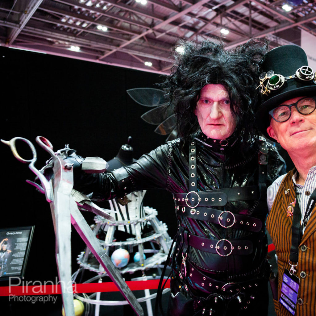 MCMComicCon for Relx - Photography at Excel 3