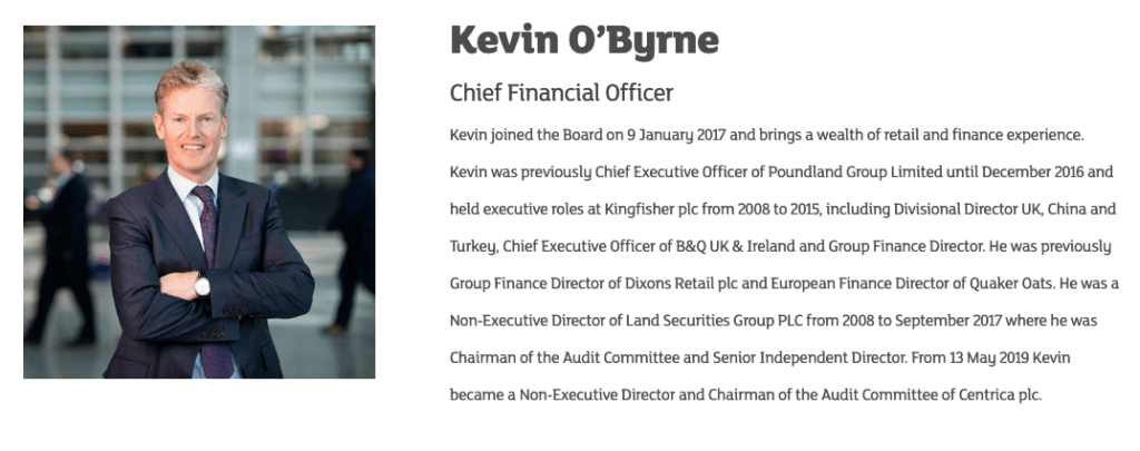 CFO photographed in London for website and AR