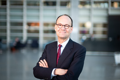 Photograph of Sainsbury's Group Chief Executive in London