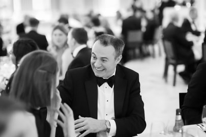 Law Firm Awards Photography of Guests during Dinner in London