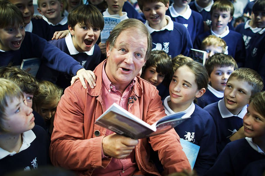 Michael Morpurgo for the Unicorn