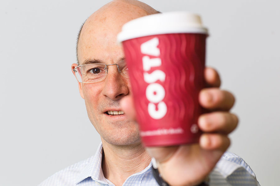 Director, Costa Coffee for Whitbread