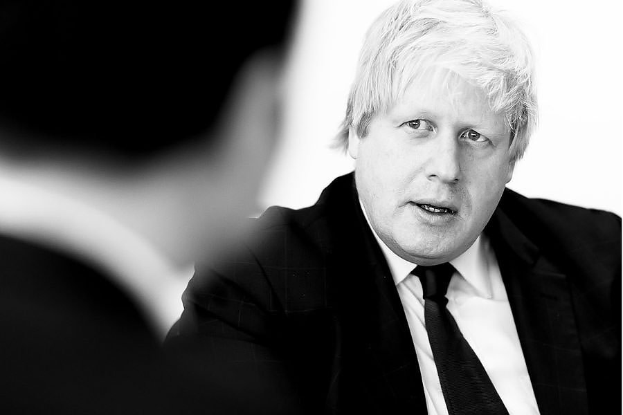 Boris Johnson for Geely